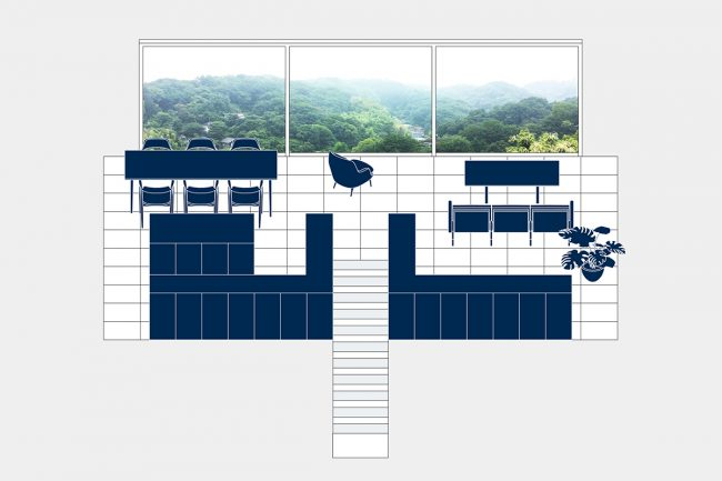 HOUSE IN KAMAKURA